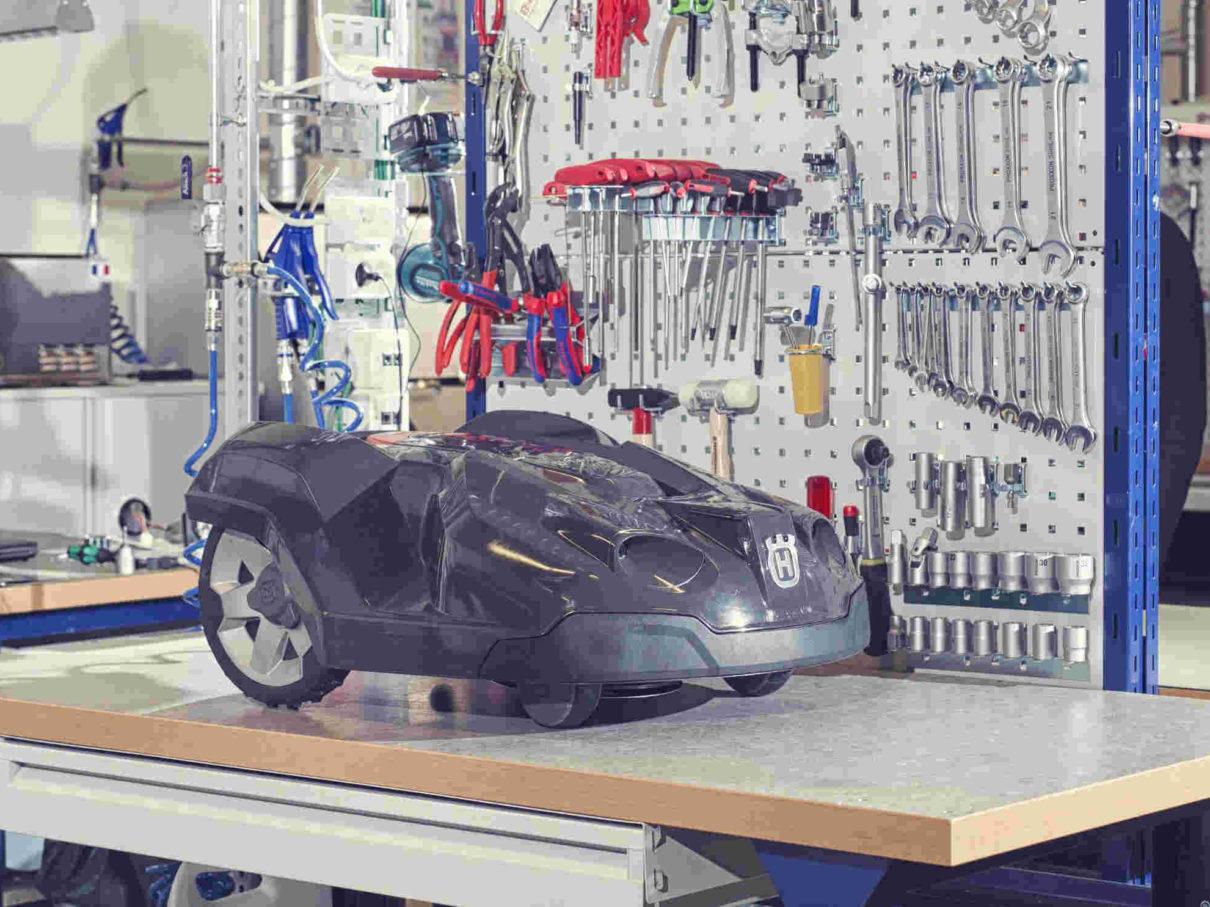Service Automower
