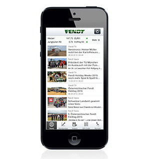 Fendt News App